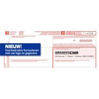 CMR met indruk van uw adres/bedrijfslogo